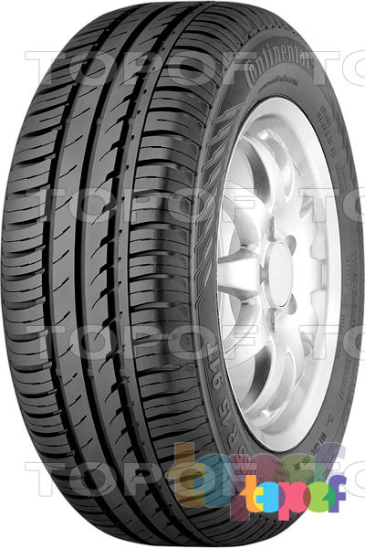 Шины Continental ContiEcoContact 3 175/65R14 82T