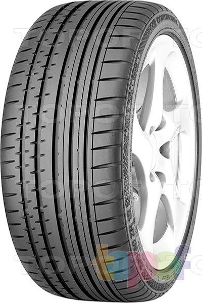Шины Continental ContiSportContact 2. Летняя спортивная шина
