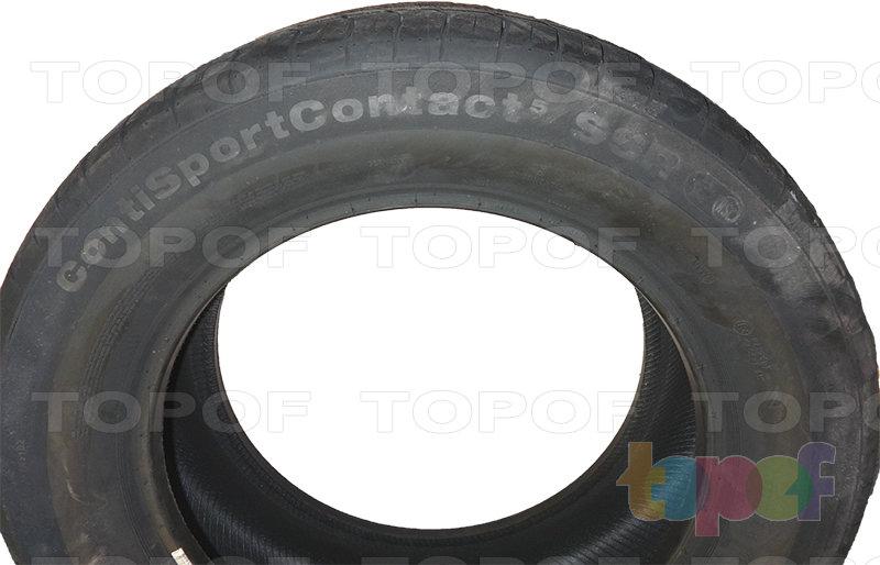 Шины Continental ContiSportContact 5. SSR