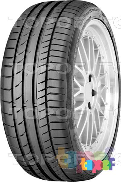 Шины Continental ContiSportContact 5P. Спортивная шина для легкового автомобиля
