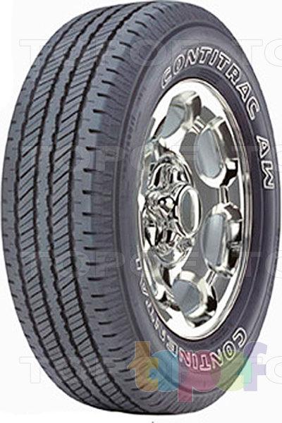 Шины Continental ContiTrac AW. Летняя шина для  внедорожника
