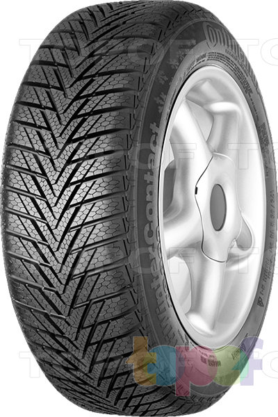 Шины Continental ContiWinterContact TS 800 185/60R14 82T