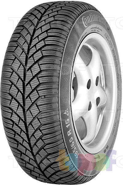 Шины Continental ContiWinterContact TS 830 185/65R15 T