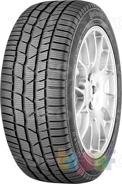 Шины Continental ContiWinterContact TS 830 P. Нешипуемая шина для внедорожника