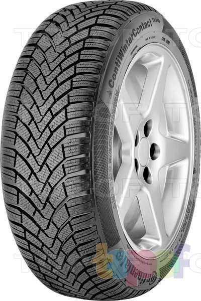 Шины Continental ContiWinterContact TS 850 165/70R14 81T
