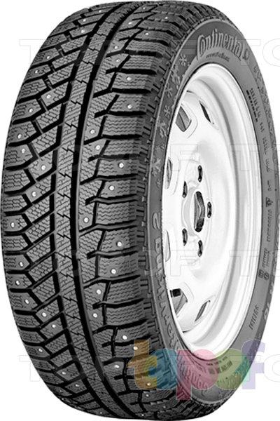 Шины Continental ContiWinterViking 2. Шипованная шина для внедорожника