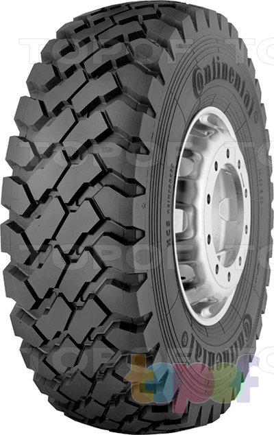 Шины Continental HCS. Всесезонная шина для грузового автомобиля