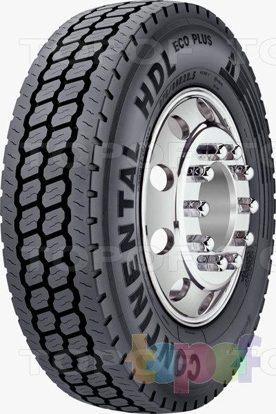 Шины Continental HDL1 Eco-Plus. Универсальная шина для ведущей оси