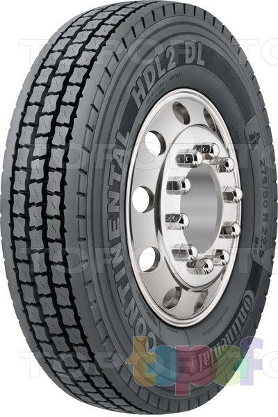 Шины Continental HDL2 DL. Грузовая шина для ведущей оси