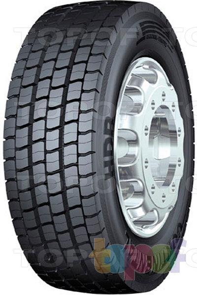 Шины Continental HDR. Универсальная шина для грузового автомобиля