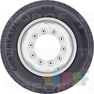 Шины Continental HDR. Изображение модели #3