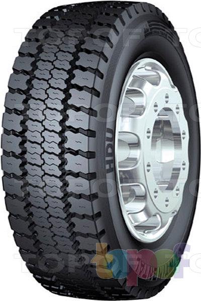 Шины Continental HDU. Всесезонная шина для грузового автомобиля