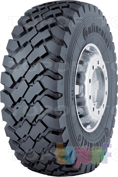 Шины Continental HSO. Всесезонная шина для грузового автомобиля