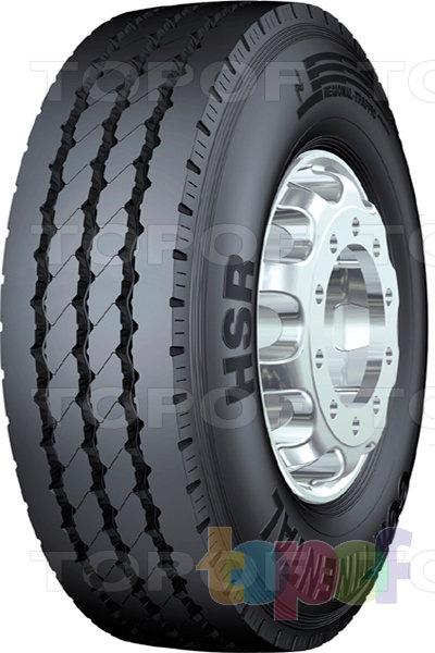 Шины Continental HSR. Универсальная шина для грузового автомобиля