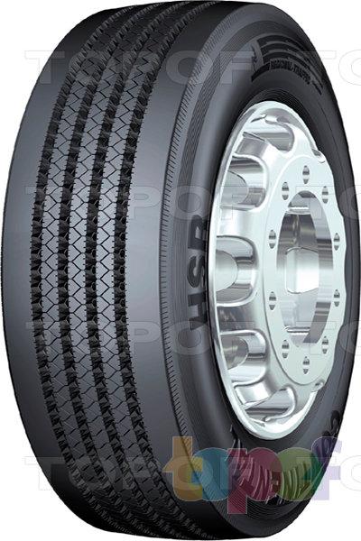 Шины Continental HSR. Грузовая шина для рулевой оси