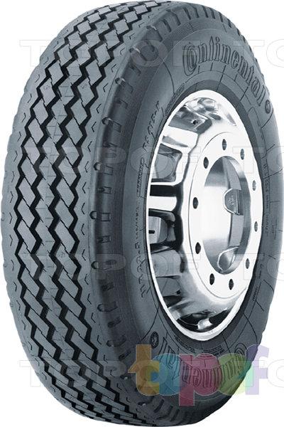 Шины Continental HSR RS415N. Дорожная шина для грузового автомобиля