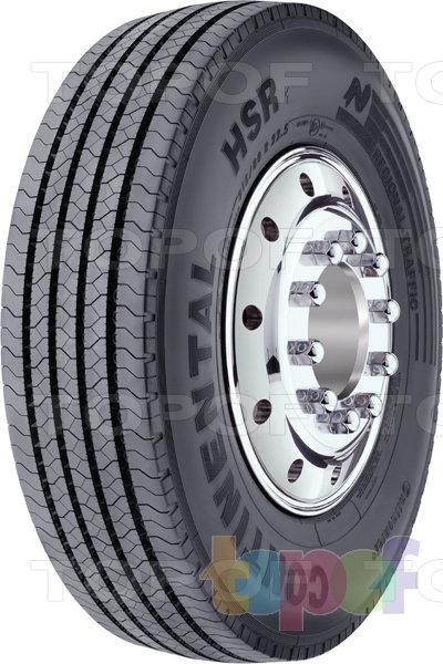 Шины Continental HSR1. Грузовая шина для рулевой оси