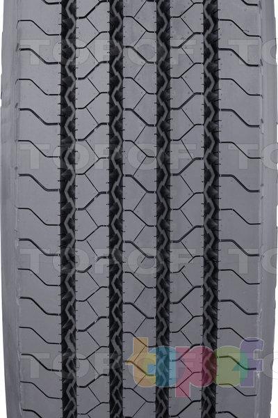 Шины Continental HSR1. Рисунок протектора грузовой шины