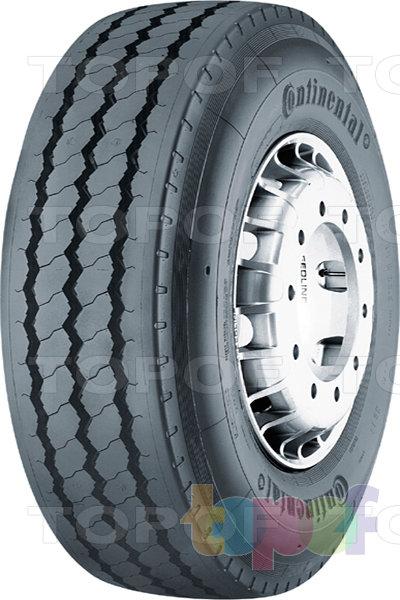 Шины Continental HSU HB15. Летняя дорожная шина для грузового автомобиля