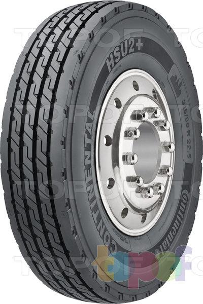 Шины Continental HSU2+. Всесезонная шина для грузового автомобиля