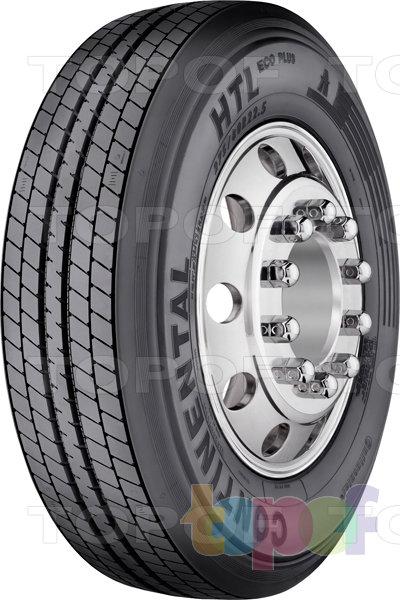 Шины Continental HTL Eco Plus. Грузовая шина для прицепной оси
