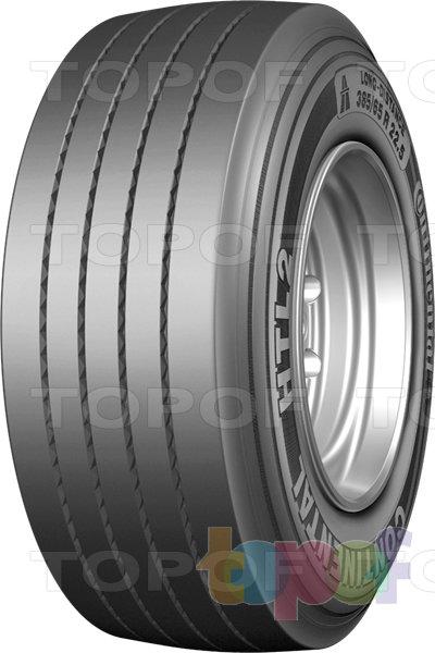 Шины Continental HTL2. Дорожная шина для грузового автомобиля