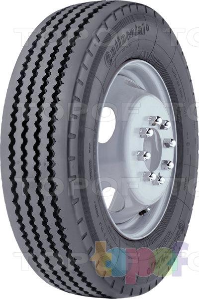 Шины Continental HTR. Грузовая шина для прицепной оси
