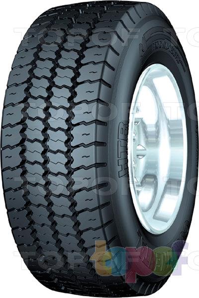 Шины Continental HTR ExtraDuty. Дорожная шина для грузового автомобиля