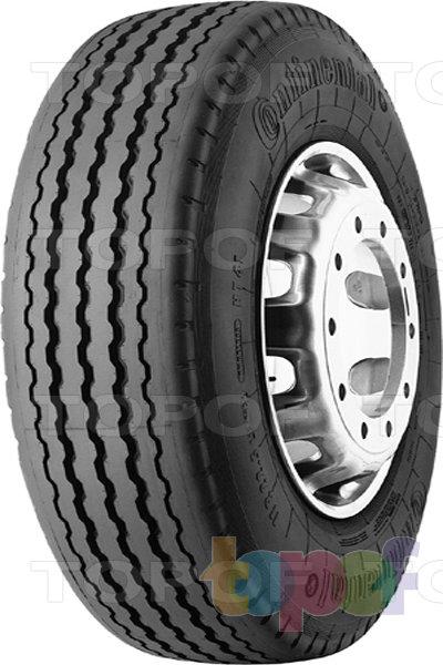 Шины Continental HTR HT41. Дорожная шина для грузового автомобиля