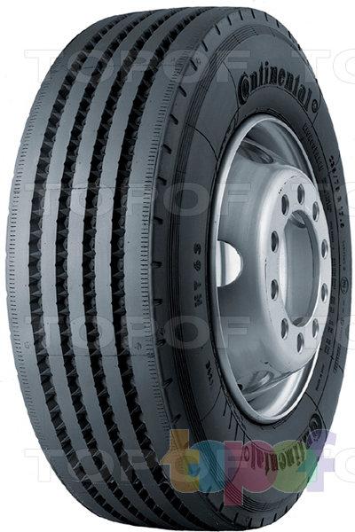 Шины Continental HTR HT63. Дорожная шина для грузового автомобиля