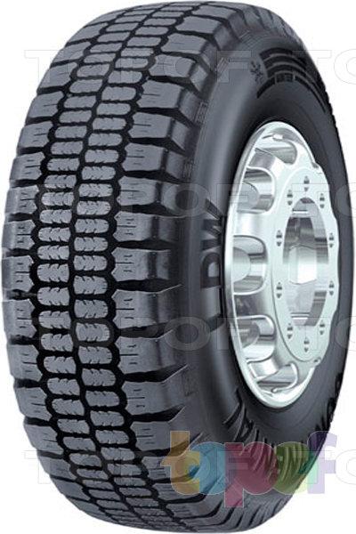 Шины Continental LDW. Грузовая шина для ведущей оси