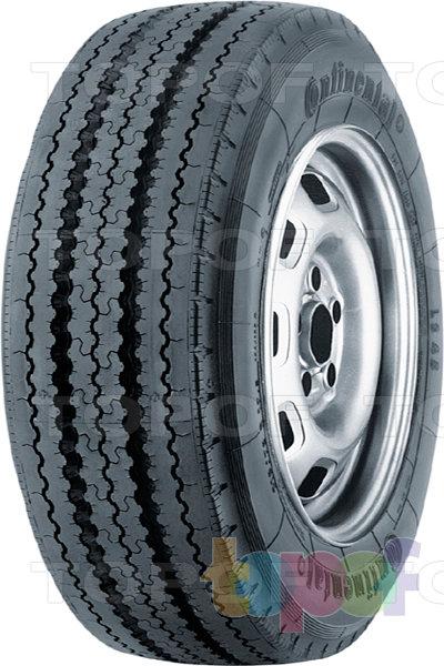 Шины Continental LS45. Дорожная шина для коммерческого автомобиля