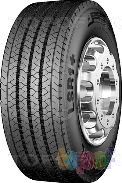 Шины Continental LSR1+. Универсальная шина для грузового автомобиля