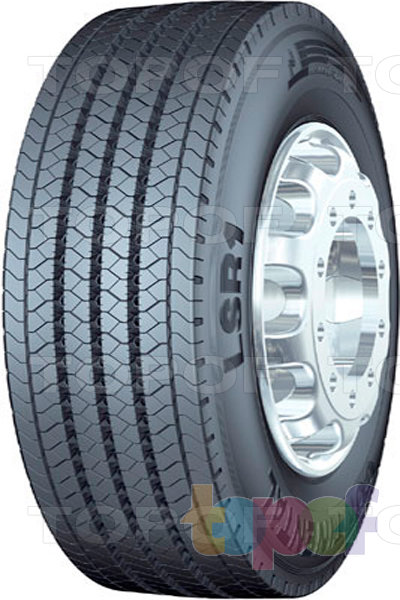 Шины Continental LSR1. Универсальная шина для грузового автомобиля
