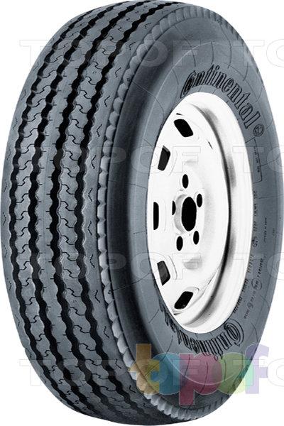 Шины Continental RS63. Дорожная шина для грузового автомобиля