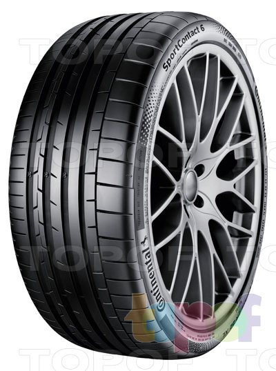 Шины Continental SportContact 6 235/35ZR19 XL 91Y