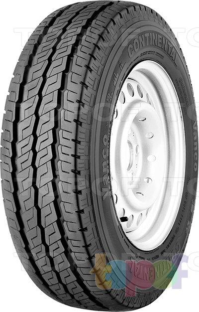 Шины Continental Vanco 10. Дорожная шина для грузового автомобиля