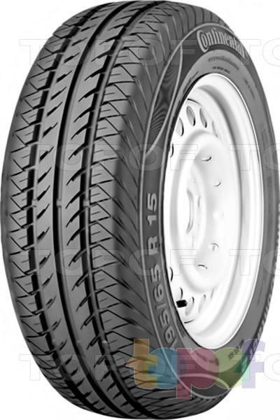 Шины Continental VancoContact 2. Дорожная шина для легкогрузового автомобиля