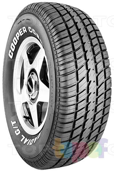 Шины Cooper Cobra G/T. Дорожная шина для легкового автомобиля