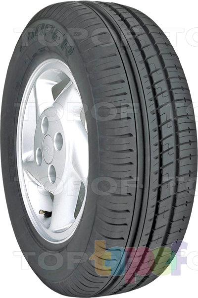 Шины Cooper CS2. Дорожная шина для легкового автомобиля