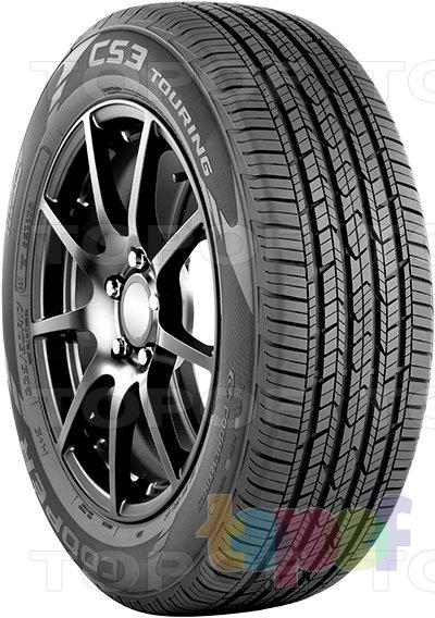 Шины Cooper CS3 Touring. Дорожная шина для легкового автомобиля