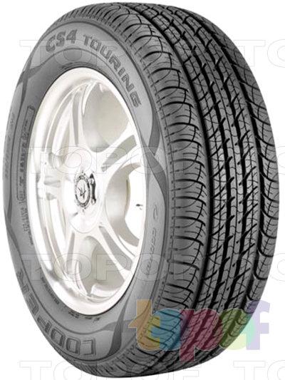 Шины Cooper CS4 Touring. Дорожная шина для легкового автомобиля