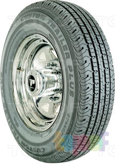 Шины Cooper Custom Trailer Plus. Всесезонная шина для легкогрузового автомобиля