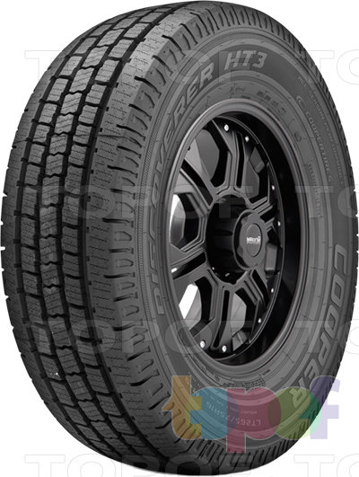 Шины Cooper Discoverer HT3. Дорожная шина для грузового автомобиля