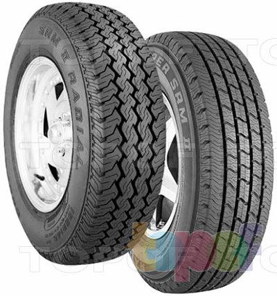 Шины Cooper SRM II Radial LT. Дорожная шина для коммерческого автомобиля