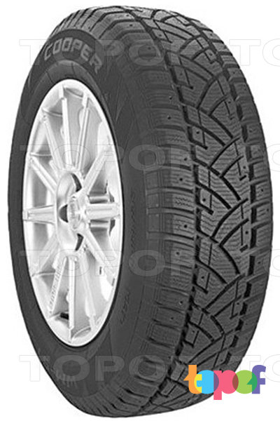 Шины Cooper Weather-Master S/T 3. Зимняя шипуемая шина для легковых автомобилей