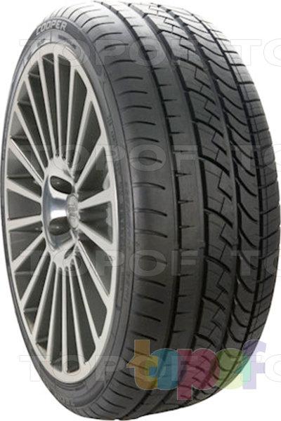 Шины Cooper Zeon CS6. Дорожная шина для легкового автомобиля