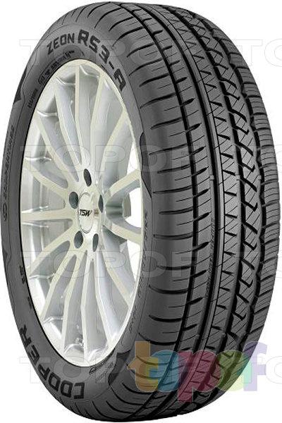 Шины Cooper Zeon RS3-A. Дорожная шина для легкового автомобиля