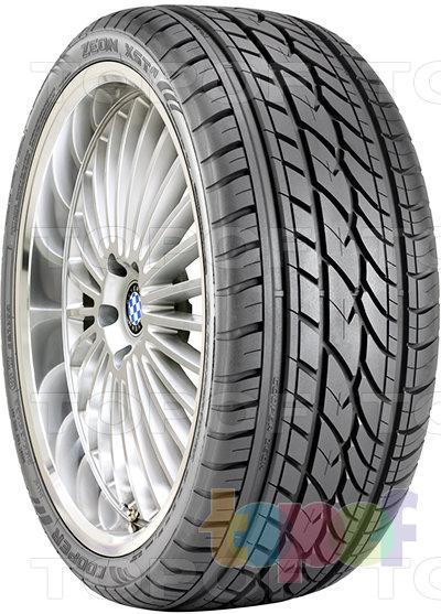 Шины Cooper Zeon XST-A. Спортивная шина для внедорожника
