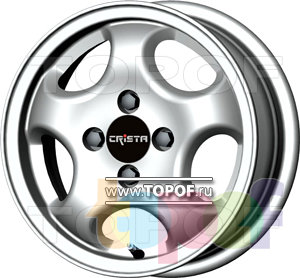 Колесные диски Crista Оптима. Изображение модели #1